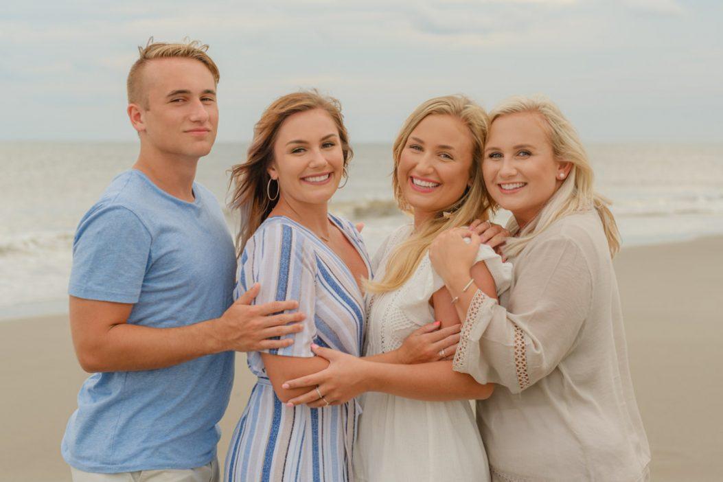 Local Oak Island, NC Portrait Photographers | Snapp-Shot Photography