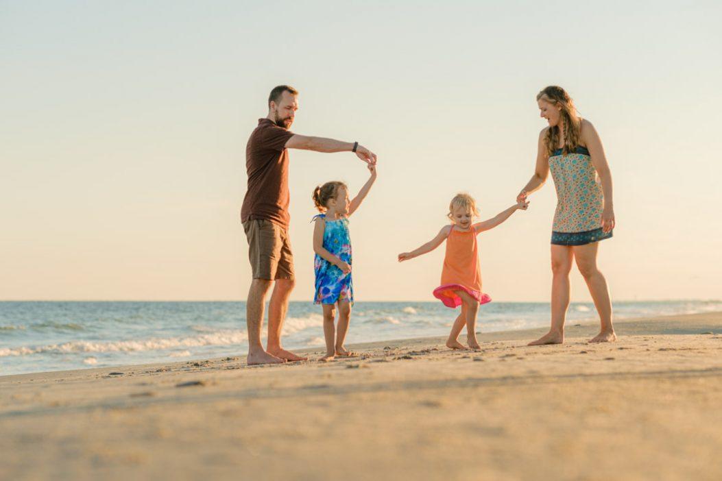 Family Photographer Holden Beach NC | Snapp-Shot Photography