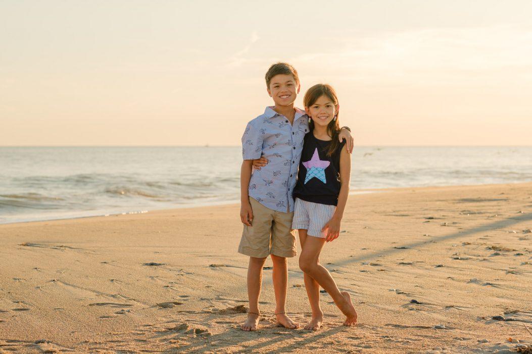 oak island nc family photographers